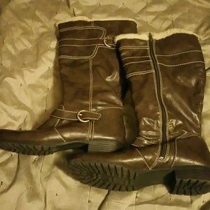 Naturalizer Shoes - Naturalizer Crescent Fur lined boots 11M